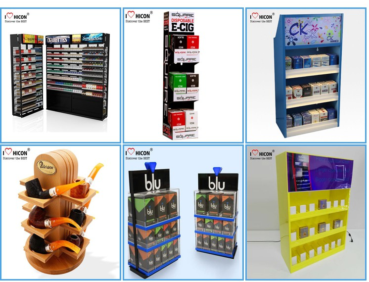 Cigarette Display Cabinets