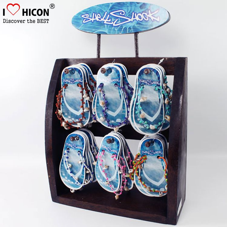 Leather Jewelry Store Supplies Display Rack