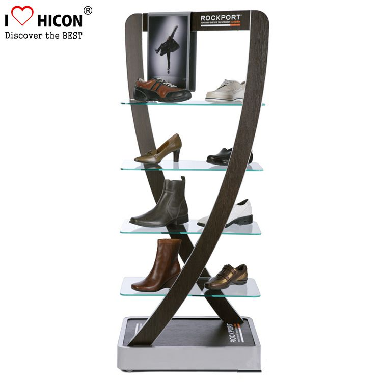 Customized Retail Shoe Display Stands