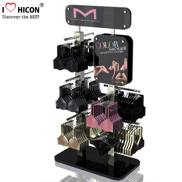 Women's Underwear Brands Display Stand