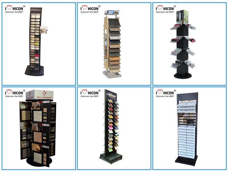 Showroom Mosaic Tile Displays Stand