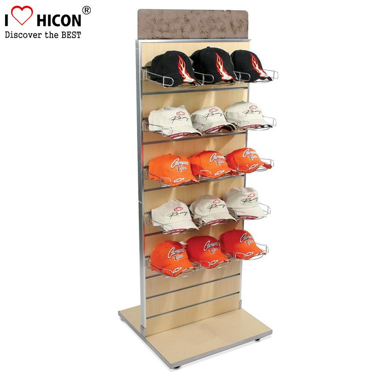 Baseball Cap Display Rack