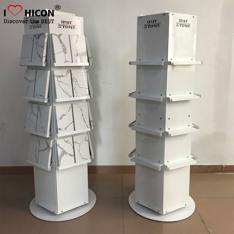 Durable Tile Display Stand