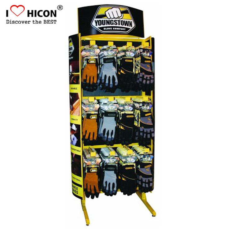 Gloves Display Rack
