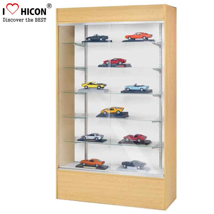Toy Car Display Rack