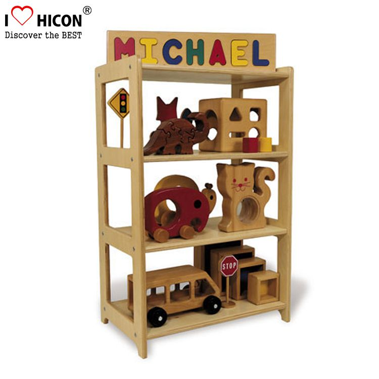 Pop Toy Display Shelves
