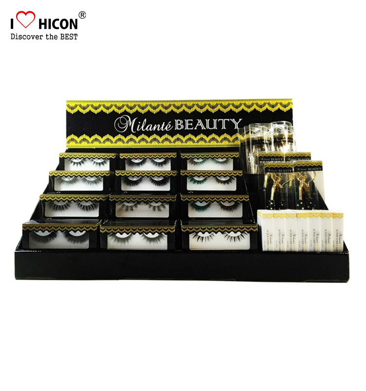 Cosmetic Display Counter Rack