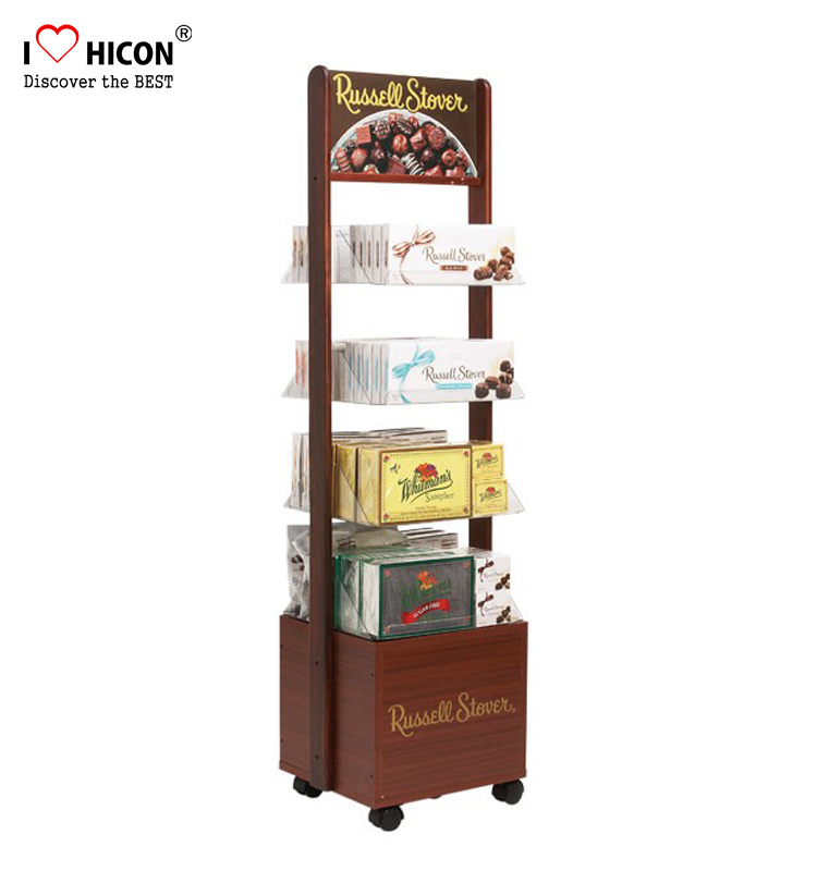 Chocolate display stand