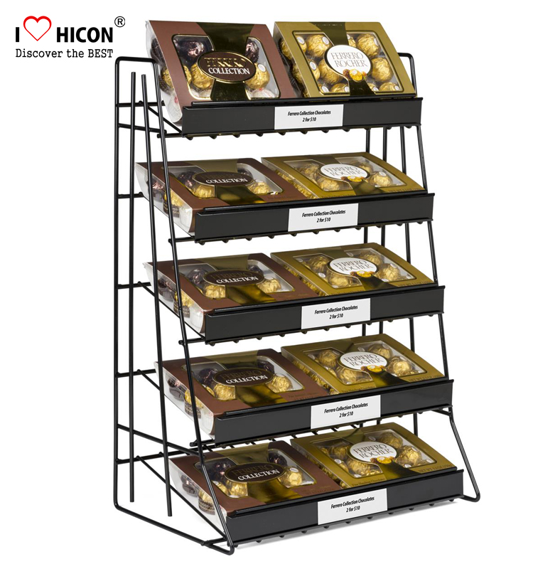 Chocolate display unit