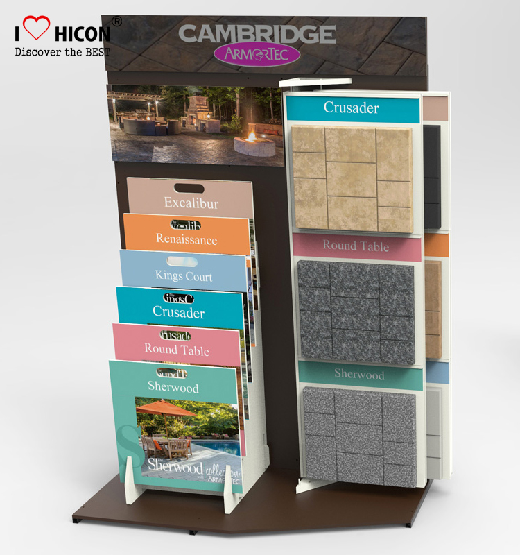 tile showroom display