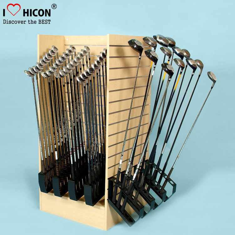 Golf Club Display Stand