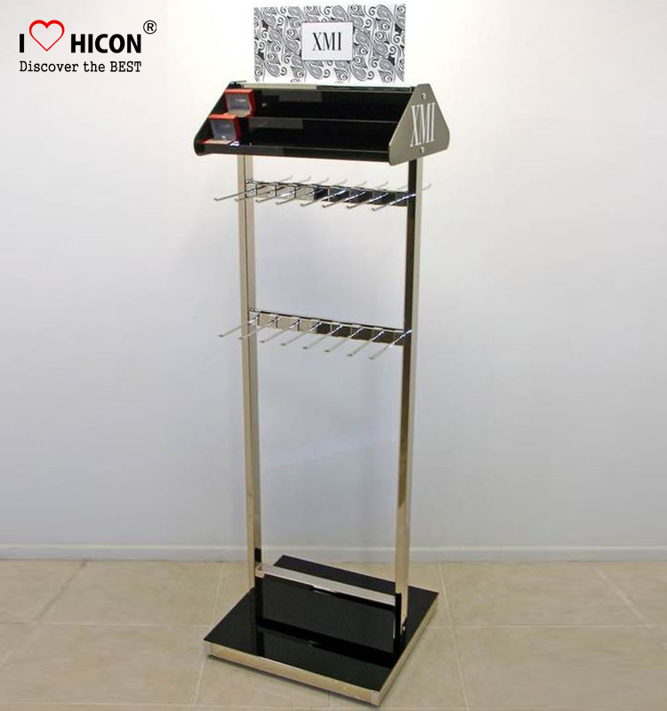 hanging belt rack