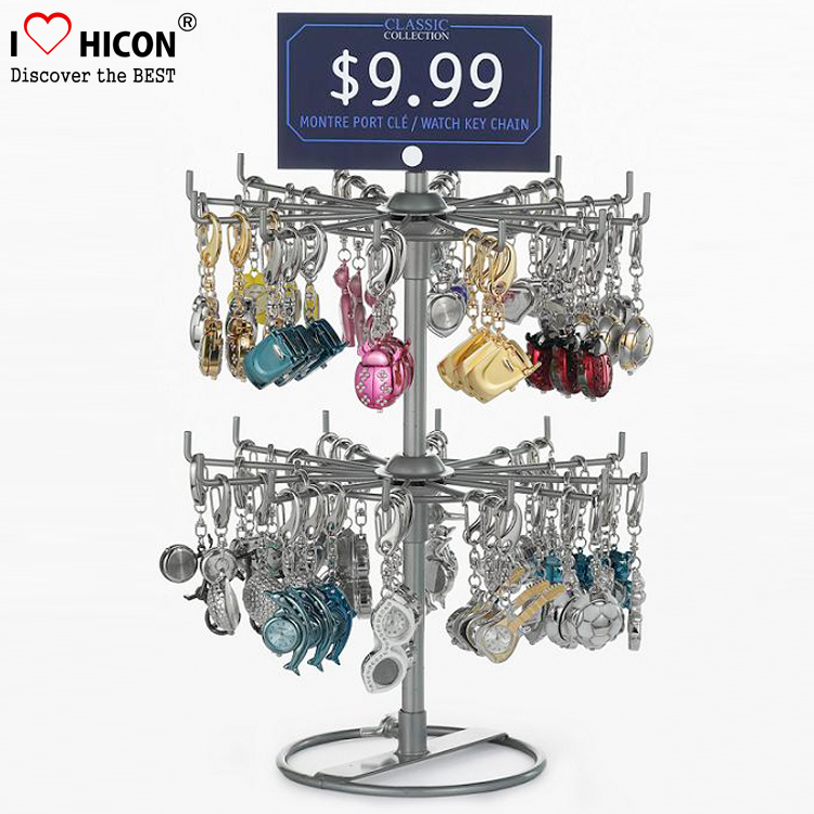 Key Chain Display Stand