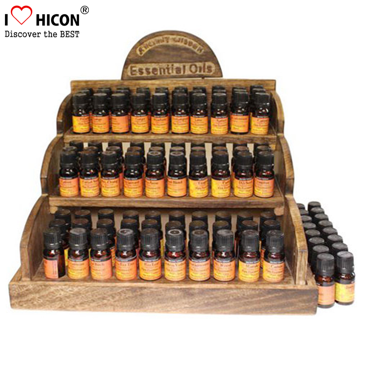 Essential Oil Display Rack