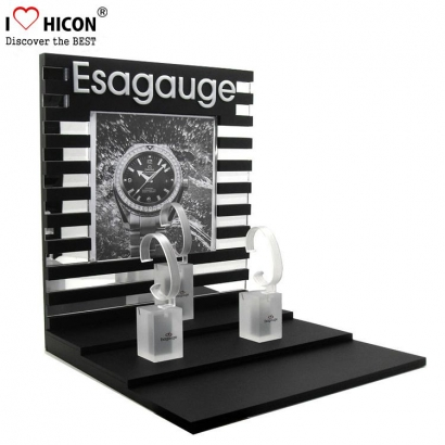 orologio display stand