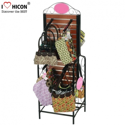 Customized Bag Display Stand For Hanging