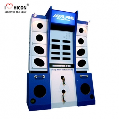 Car Audio Display Stand