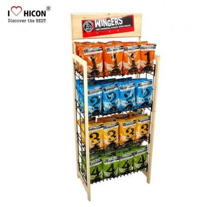 Snack Display Racks