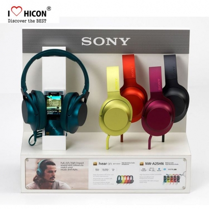 display headphone meja
