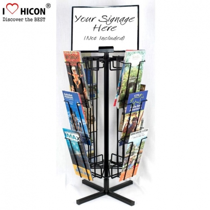 Literature Display Rack