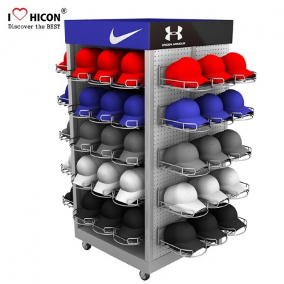 Hut Display Rack