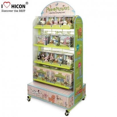 Floor Toys Display Stand