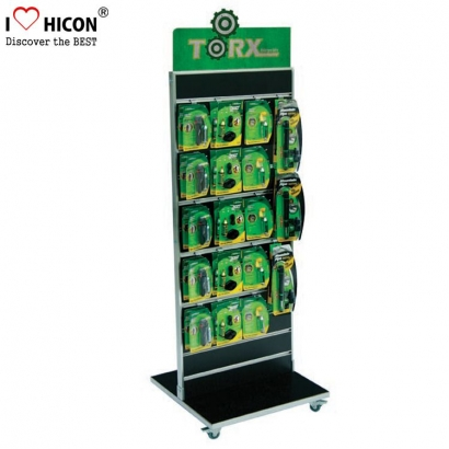 Slatwall Retail Store Display Fixtures