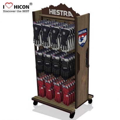 Hansker Display Rack