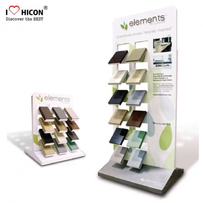 Tile Showroom Display Stand
