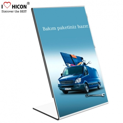 Acrylic Brochure Sign Holder