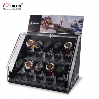 Men Watch Display Case