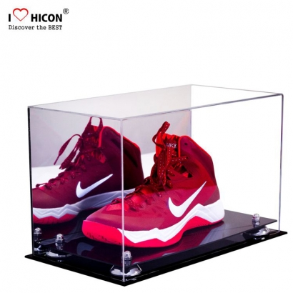 Athletic Shoe Store Display Case