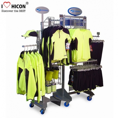 Retail Clothing Store Displays Fixtures