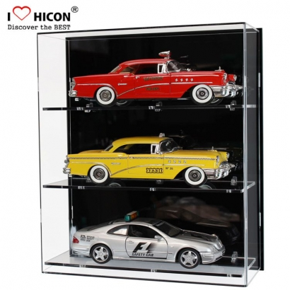Toy Car Collection Display Case