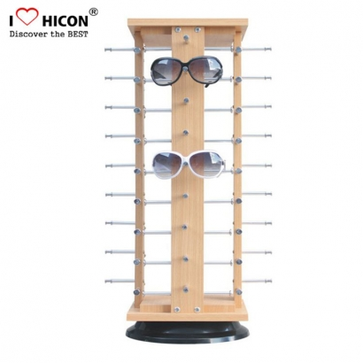 Rotating Sunglass Display Stand