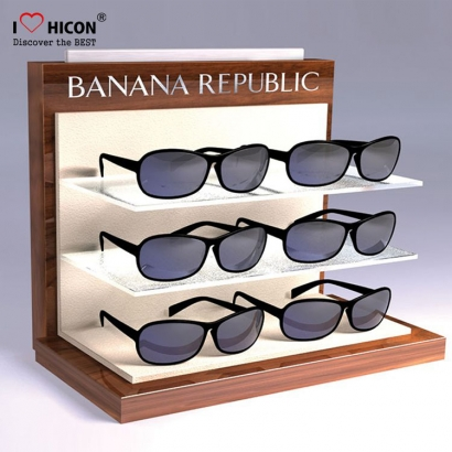 Sunglass Countertop Display Stands