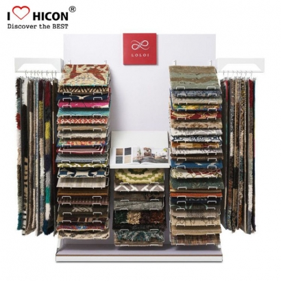 Carpet Sample Display Racks