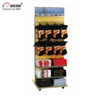 Slatwall Clothing Hooks Display Units