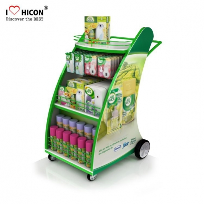 Displays para Catering e Trolley de Alimentos
