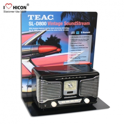 Car Audio Cable Store Display Fixture