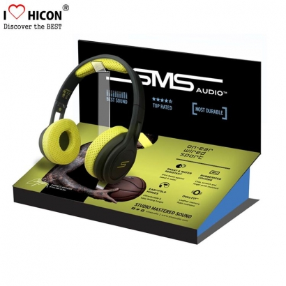 Earphone Merchandise Solution Display Stand