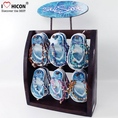 Leather Jewelry Store Zubehör Display Rack