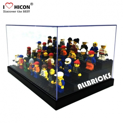 Vinyl Toy Shop Display Case