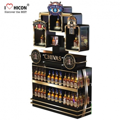 5cd60ab75 Delicate Store High-grade Independent Customized Acrylic Wine Display Stand