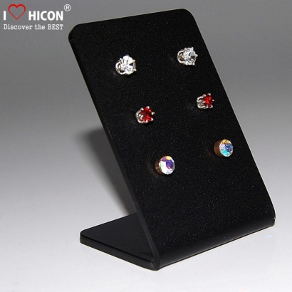 display anting-anting akrilik