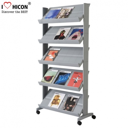 CD Booklet Display Stand