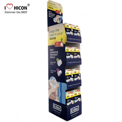 Bulk Cardboard Boards Display Units