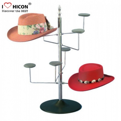 counter hat display rack