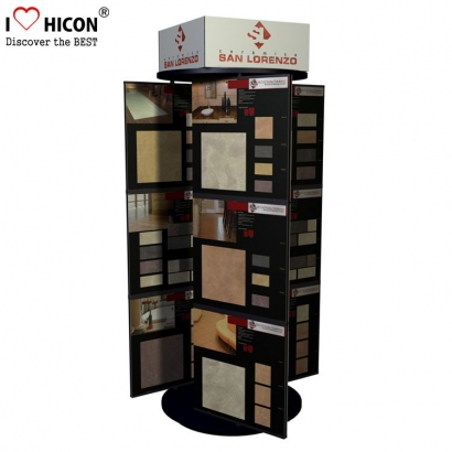 Ceramic Tile Display Boards Stand