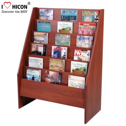 Tabletop Book Display Stand
